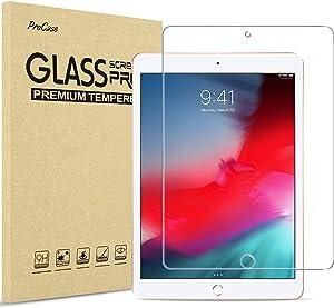 "ProCase iPad Air 3 10.5 Inch 2019 / iPad Pro 10.5 2017 Screen Protector, Tempered Glass Screen Film Guard Screen Protector for iPad Air 3rd Gen 10.5"" 2019 / iPad Pro 10.5"" 2017"