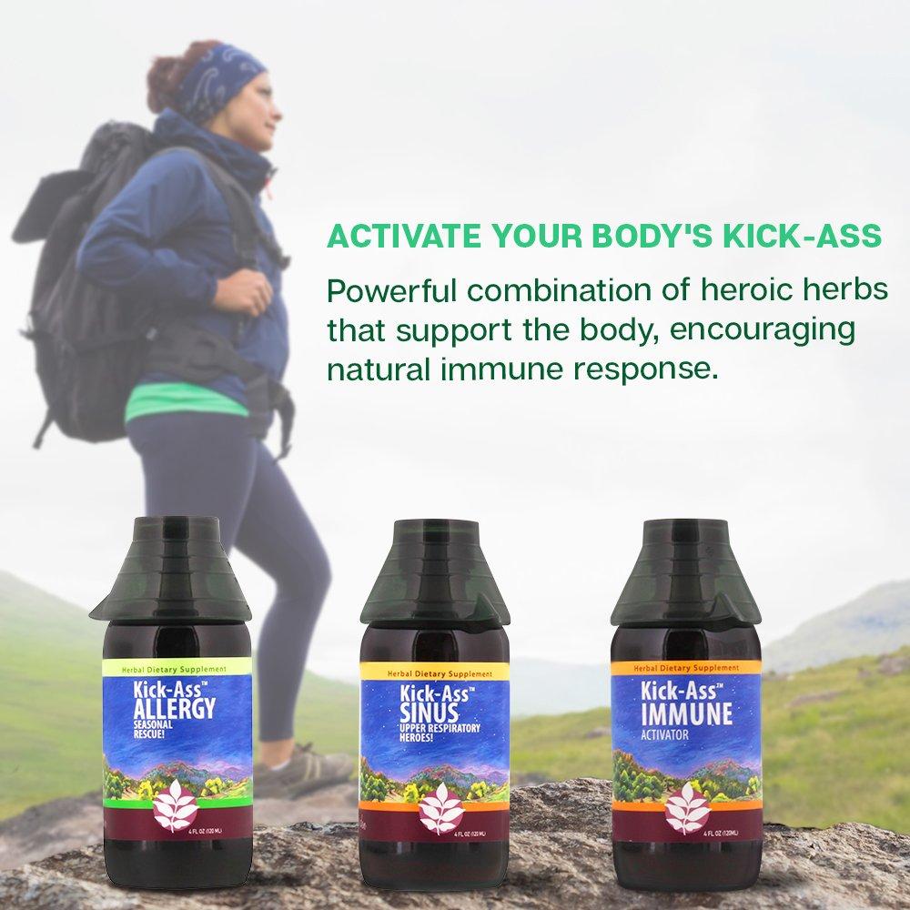 immune Kick activator ass