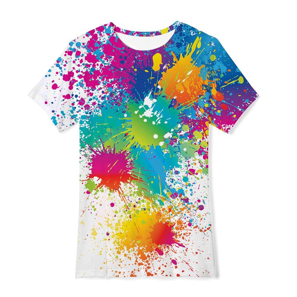 Bellissima maglietta colorata