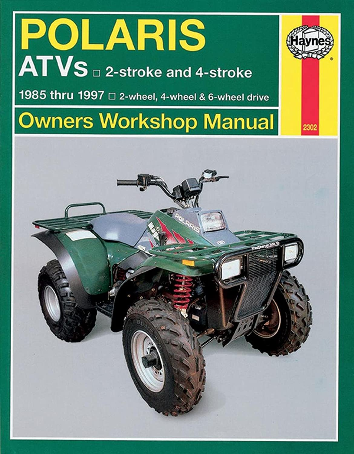 Repair Manual Haynes M2662
