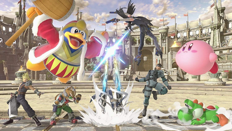 Amazon.com: Super Smash Bros. Ultimate - Nintendo Switch [Digital Code]:  Video Games