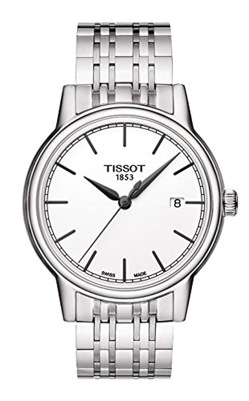 [ティソ]TISSOT Carson(カーソン) メンズ 腕時計 T085.410.11.011.00 [正規輸入品] B00NPM00T6