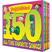 150 All-time Favorite Veggie Tunes