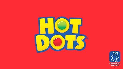 Amazon.com : Educational Insights Hot Dots Let's Master Grade 3 ...