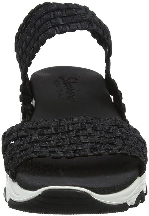 Womens DLites-Head Spin Gladiator Sandals Skechers IngD7YC