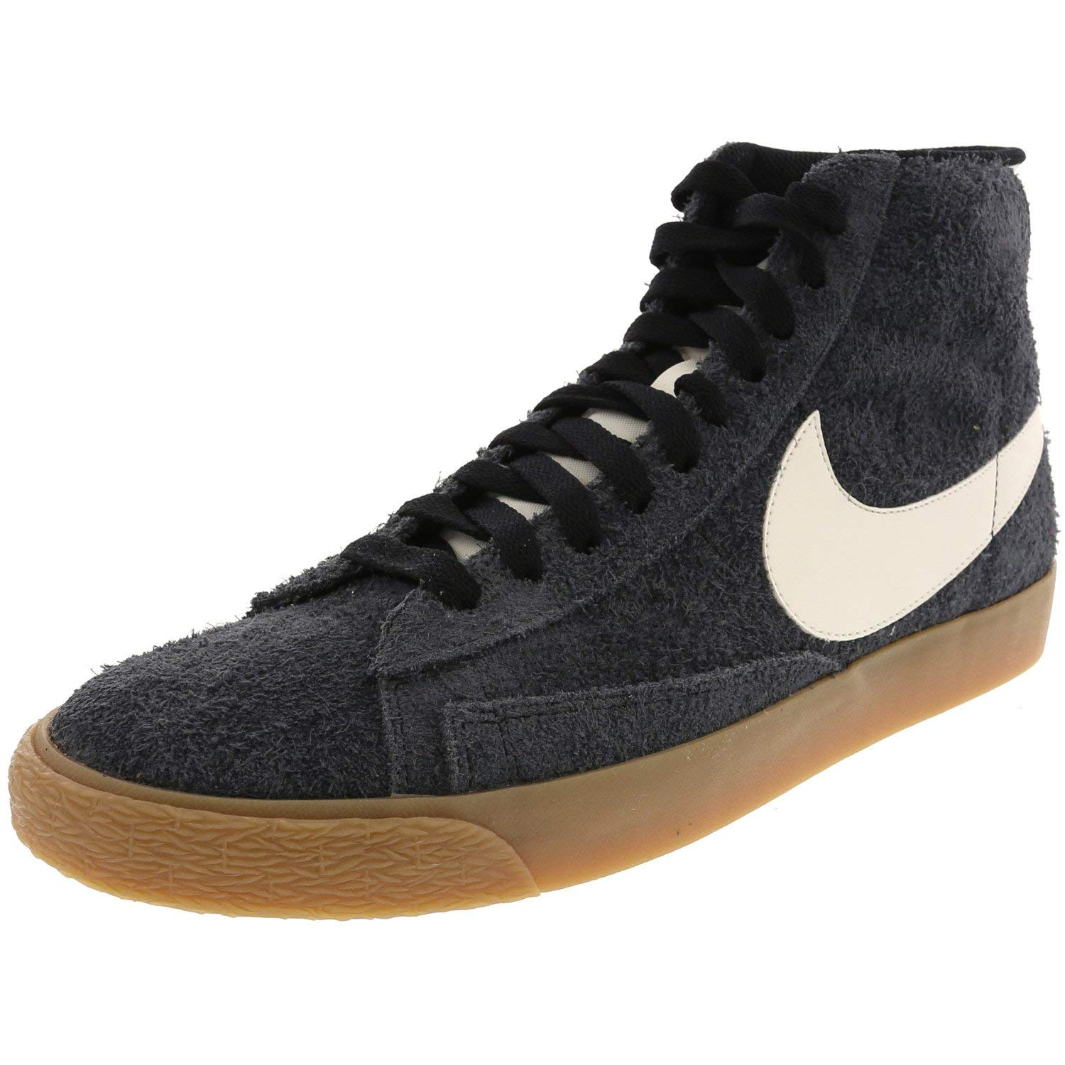 super popular 7b821 9140a Nike Womens Blazer Mid Suede Vintage Retro High Top Fashion Sneakers