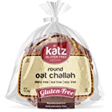 Katz Gluten Free Round Oat Challah | Dairy Free, Nut Free, Soy Free, Gluten Free | Kosher (1 Pack, 8 Ounce)