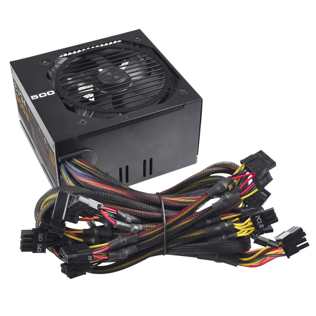 EVGA 80+ Bronze 500B PC-Netzteil: Amazon.de: Computer & Zubehör
