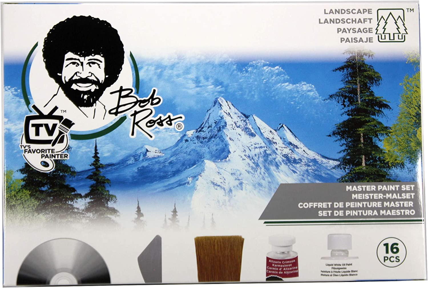 Bob Ross Landscape Oil Painting Brushes And Painting Knifes COMBINED POSTAGE