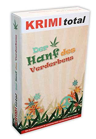 KRIMI total - Der Hanf des Verderbens: Amazon.de: Spielzeug