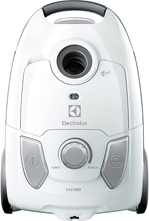Electrolux - Aspirador con Bolsa Easygo, Hygiene Filter 12 versión Base 5/7.5 Meters Bianco: Amazon.es: Hogar