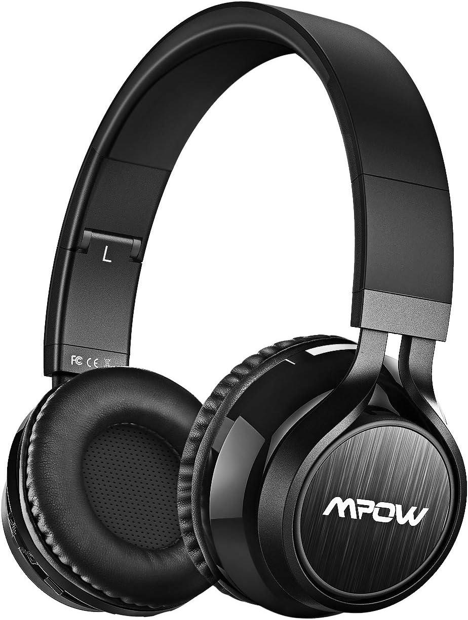 Mpow Thor Cuffie Bluetooth, Cuffie Over Ear Pieghevole