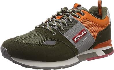 Replay Hunter, Zapatillas para Hombre: Amazon.es: Zapatos y ...