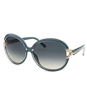 Amazon.com: anteojos de sol Chloe CE 636 S 444 Aqua: Clothing