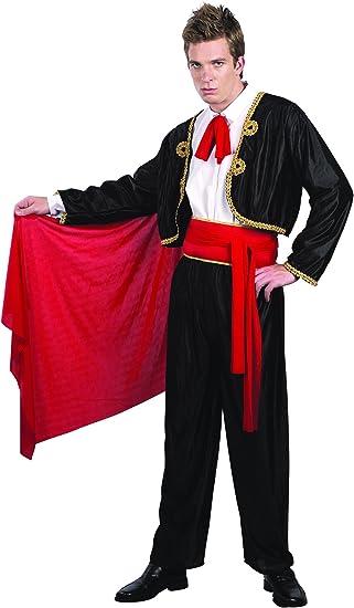 Disfraz torero hombre L: Amazon.es: Juguetes y juegos