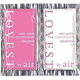 LOVEST by air サロンクオリティーヘアケア トライアルパック