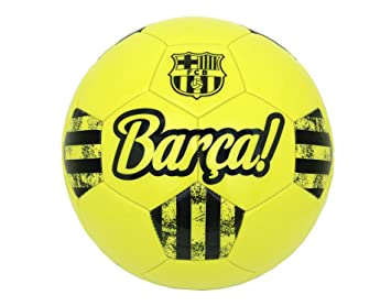 AMAZON FC Barcelona - Balón de fútbol de competición: Amazon.es ...