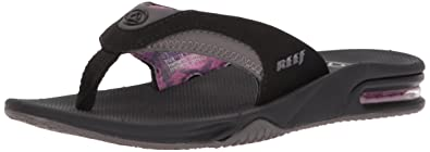 39082a7ccca3 Reef Women s Fanning Sandal  Amazon.co.uk  Shoes   Bags