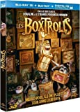 Les Boxtrolls [Blu-ray 3D & 2D + Copie digitale] [Blu-ray 3D & 2D + Copie digitale]