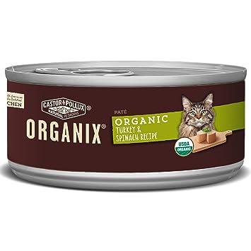 Amazon.com: Comida orgánica para gatos enlatada ...