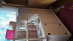 kidkraft 53208 - weisse retro küche: amazon.de: spielzeug - Kidkraft Weiße Retro Küche 53208