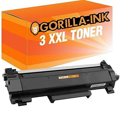 Gorilla-Ink 3x Toner compatible para Brother TN-2420 MFC-L 2710 DN ...