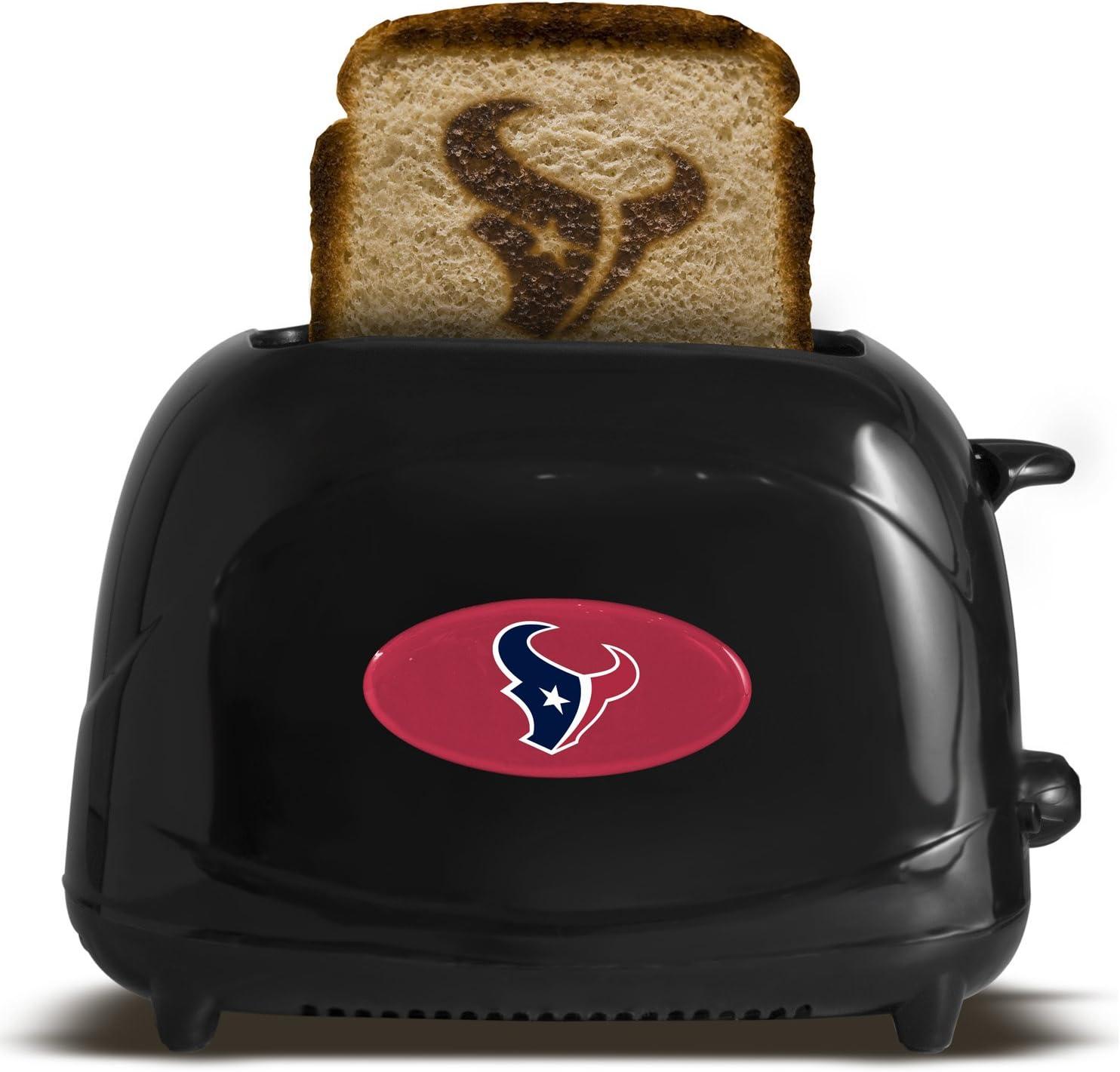 NFL Houston Texans Pro Toaster Elite