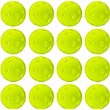 Franklin Sports Golf - Golf Balls- 12 Pack - Indestructible - Practice Golf Balls - Limited Flight