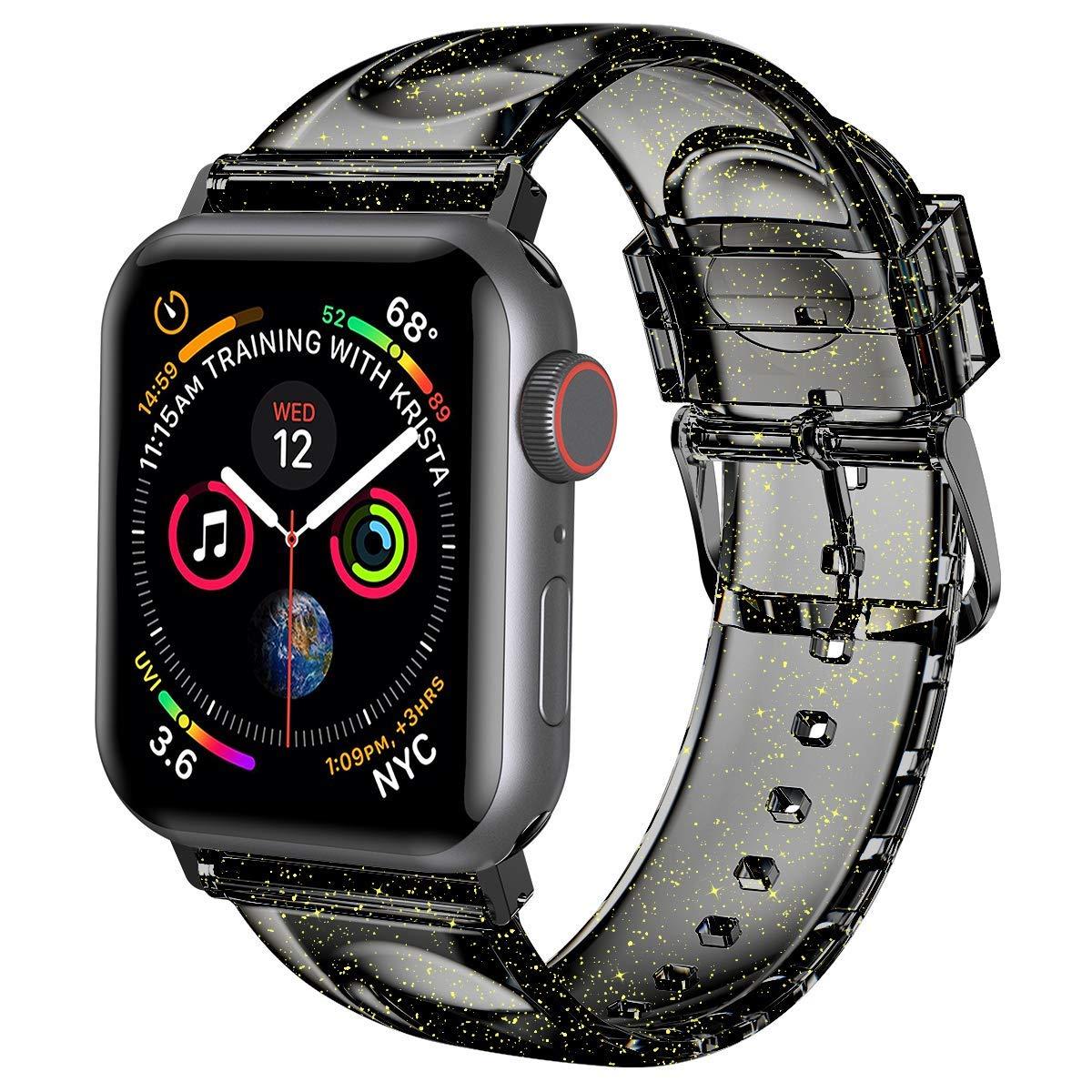 Malla Silicona para Apple Watch (42/44mm) IITEEOLOGY [JDDRD]