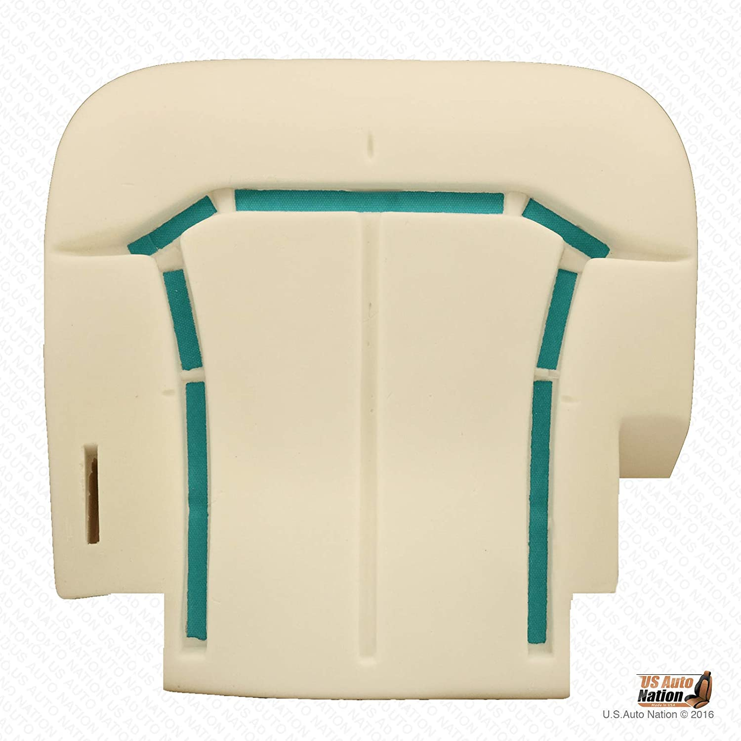 Driver Side Bottom Seat Foam Cushion US Auto Nation 2000-2002 Chevy Tahoe Suburban LT LS Z71