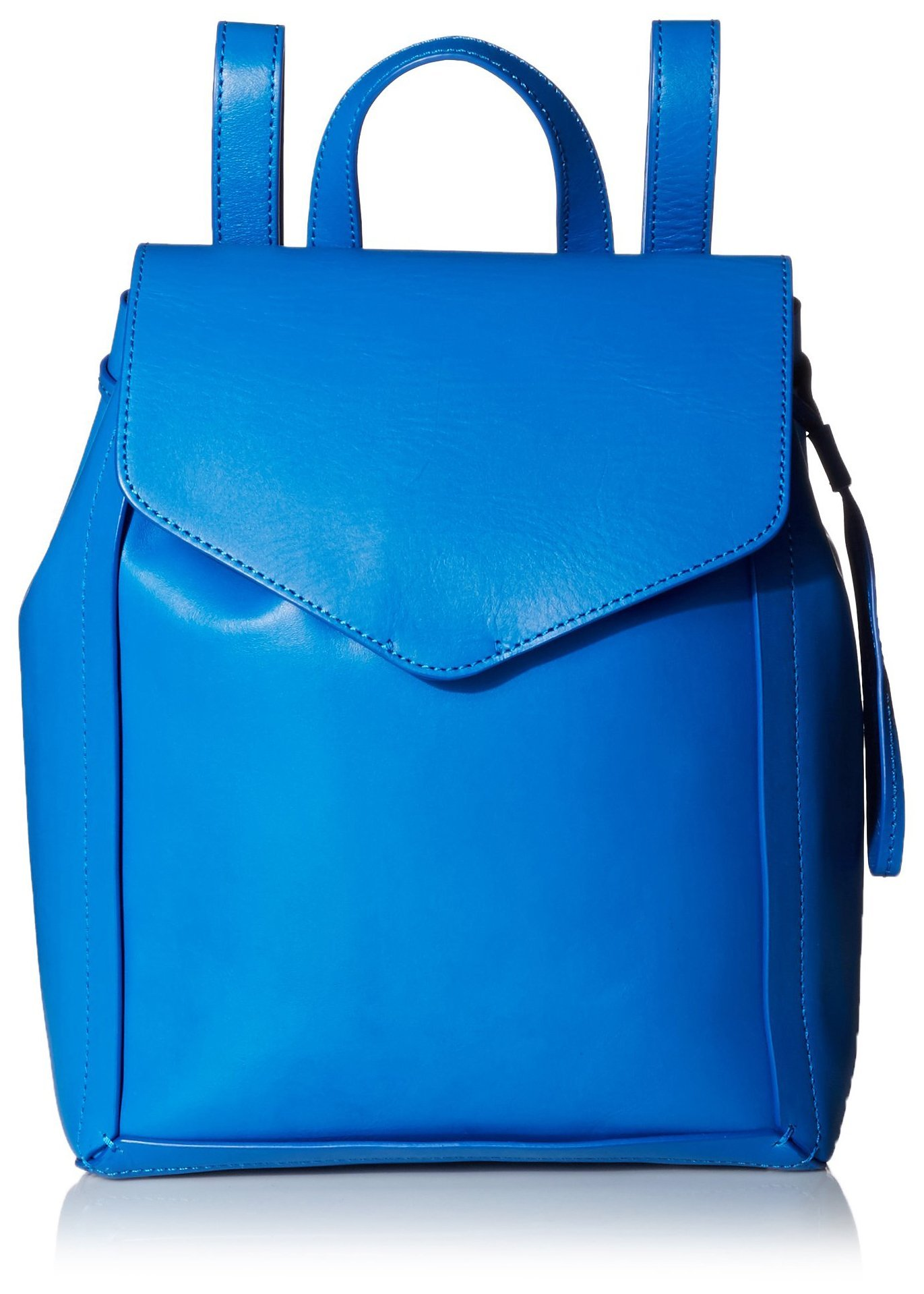 Loeffler Randall Women's Small Drawstring Back pack, Electric Blue by Loeffler Randall