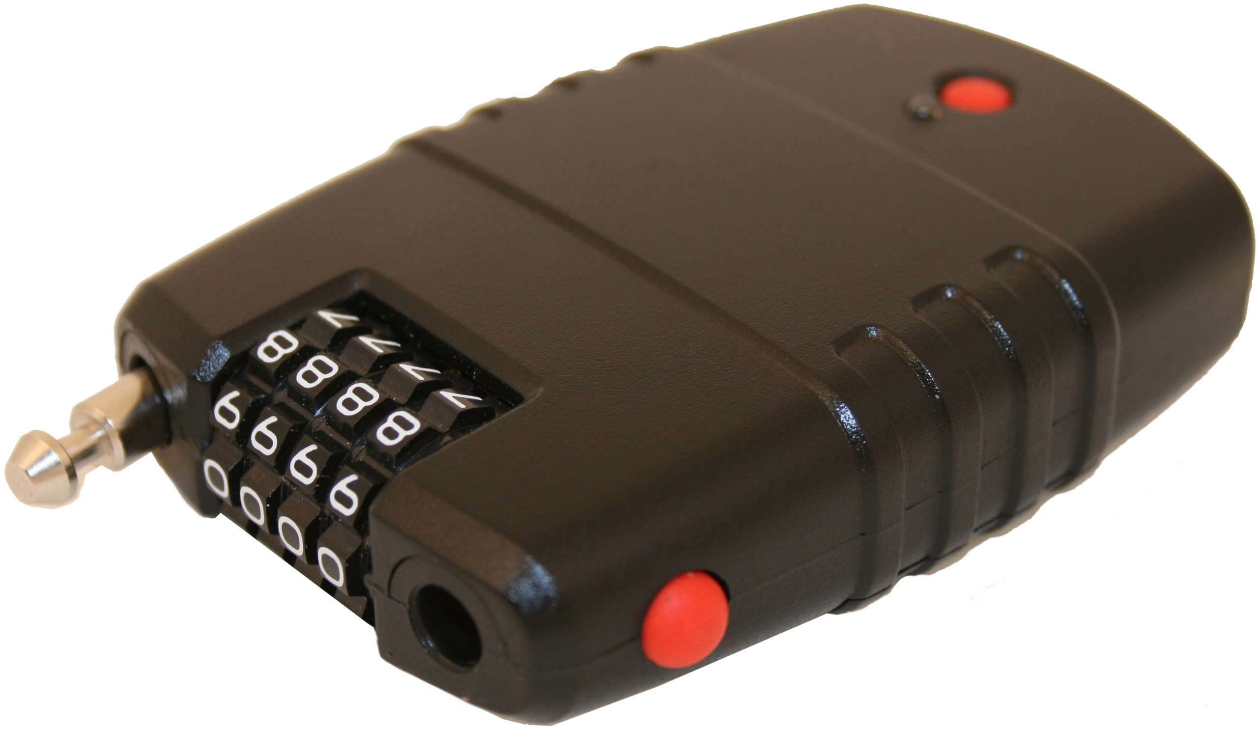 FJM Security SX-776 Cable Lock Alarm with Piercing 120 Decibel Siren by FJM Security (Image #5)