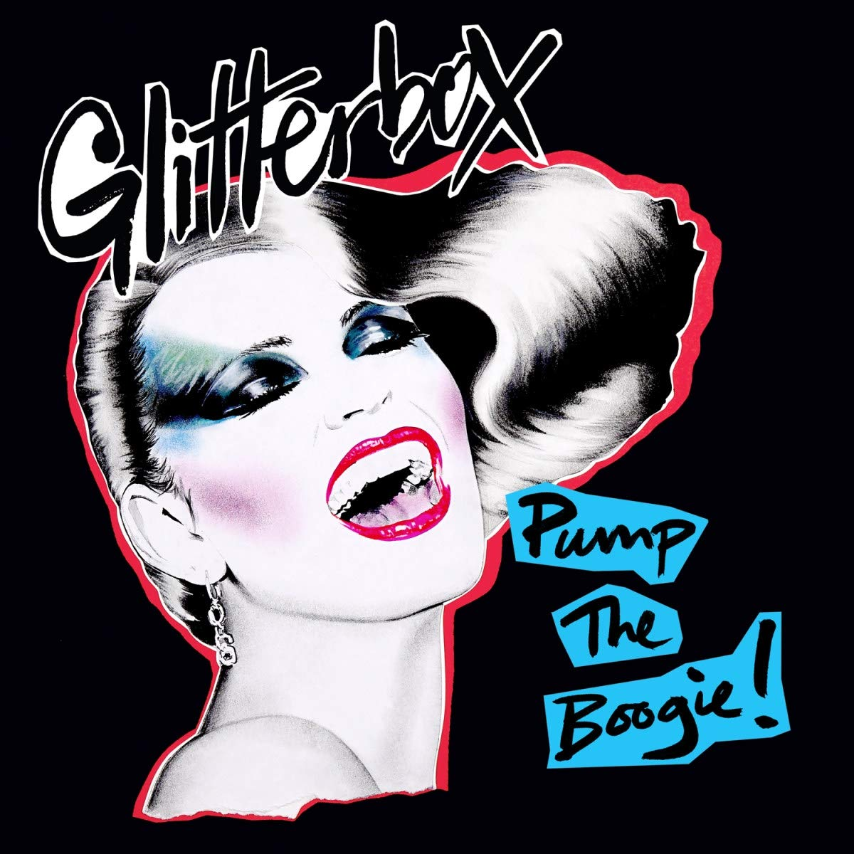 melvo baptiste - Glitterbox - Pump The Boogie!