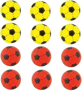 Mondo 12 X 07/852 Ball Bola Blanda Pelota de Espuma Niños Suave ...