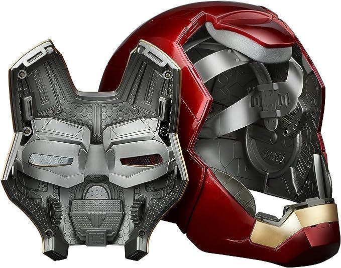 Hasbro Collectibles - Casco electrónico Avengers Legends Gear Iron Man (Marvel): Amazon.es: Ropa y accesorios