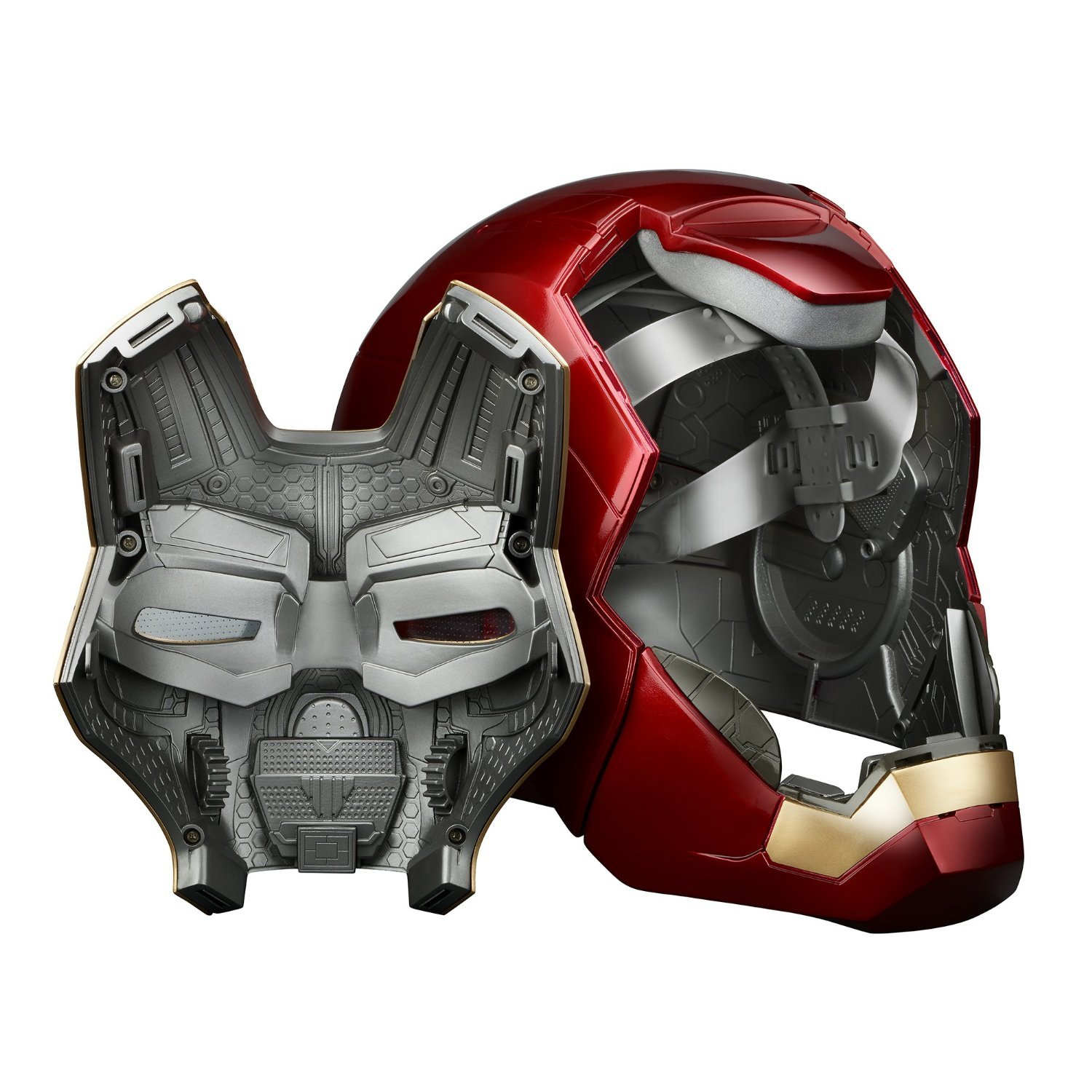 Amazon Avengers Marvel Legends Iron Man Electronic Helmet Toys
