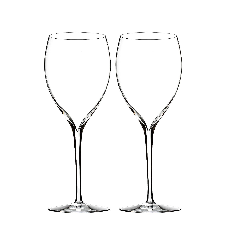 Waterford Elegance Set Of Two Savignon Blanc Wine Glasses