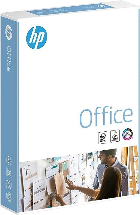 HP CHP110, Papel de impresora, DIN A4 80g/qm, color blanco, 500 ...