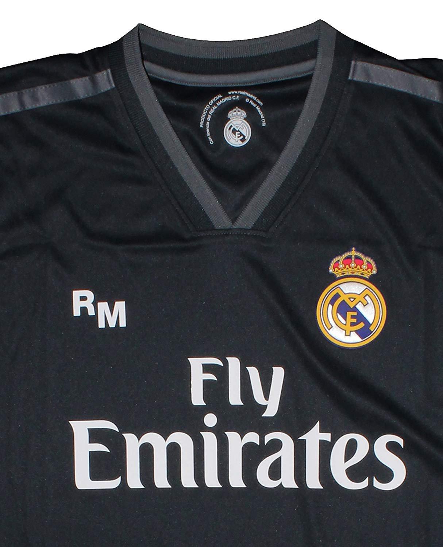 Real Madrid FC Kit Infantil Replica Segunda Equipación 2018/2019 (12 Años)