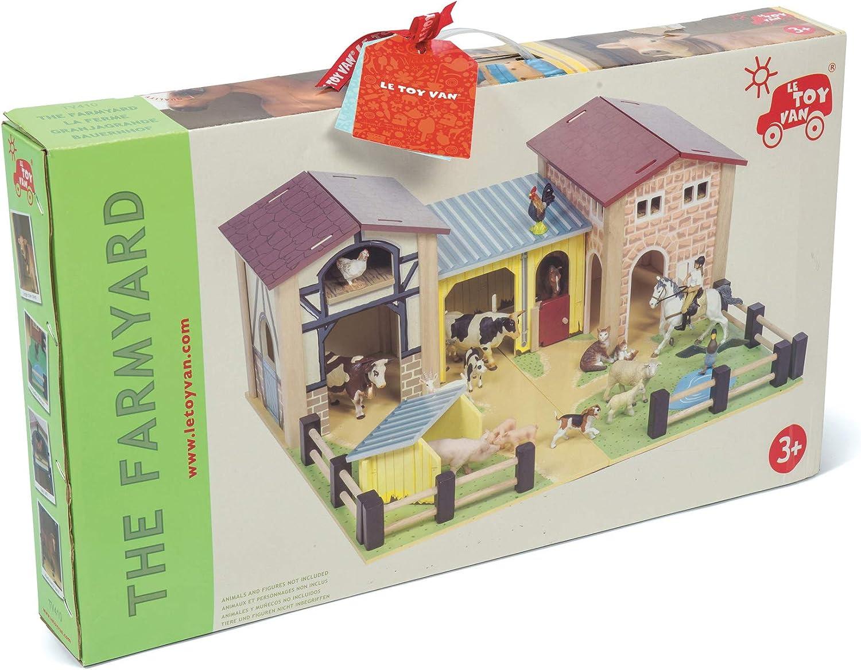 Papo-Le Toy Van Jeu la Ferme 41410