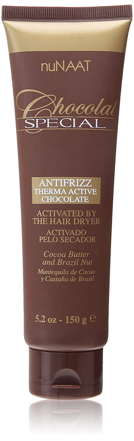 Nunaat Chocolat Special Antifrizz, 5.2 Ounce by nunaat: Amazon.es: Belleza