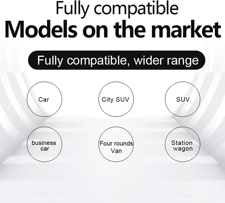 gazechimp TD1 Auto Car Tire Pressure Monitor System with 4 External Sensors LCD Display