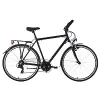 KS Cycling 170T Vélo Homme, Noir