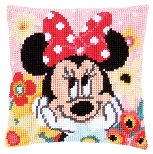Cojín con diseño de Minnie Mouse en versión Daydreaming ...