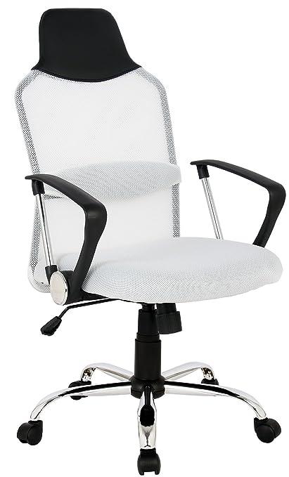 188 opinioni per SixBros. Office Poltrona Sedia ufficio bianco- HLC-1503/2230