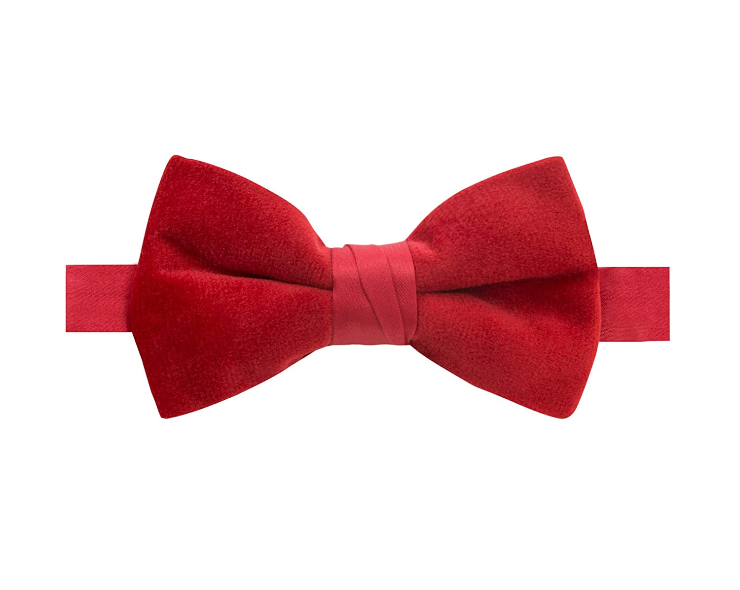 Spring Notions Boys' Velvet Bow Tie SN713-SNS.713
