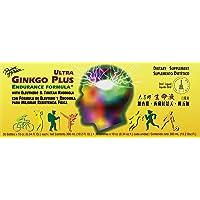 Prince of Peace Ultra Ginkgo Plus, Endurance Formula, 30 Bottles x 0.34 fl oz (10...