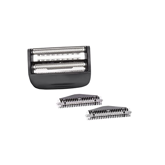 Remington Spf Pf Replacement Head And Cutter Assembly For Model Pf7400 Pf7500 And Pf7600 Foil Shavers