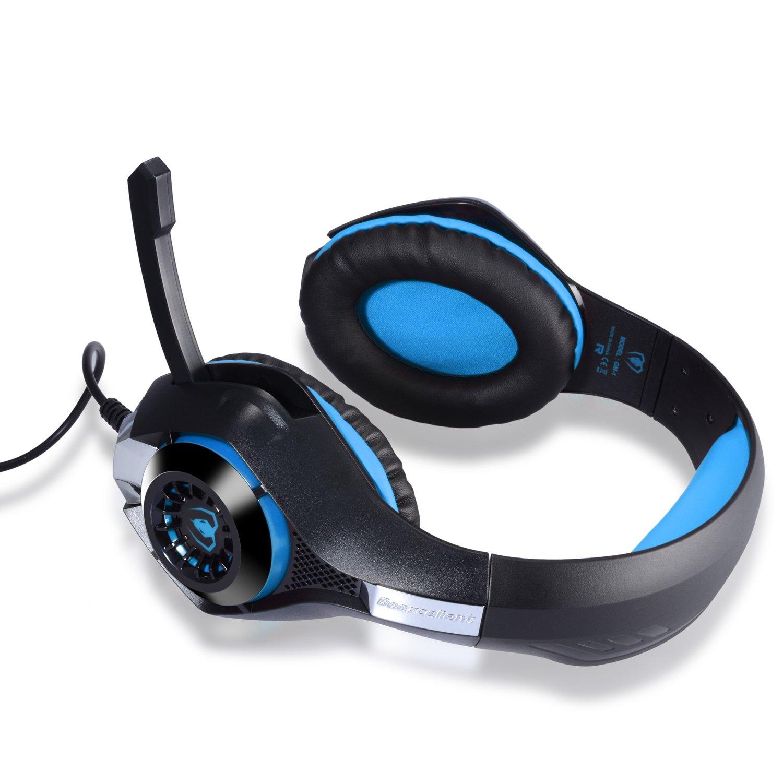 gaming headset f r ps4 pc xbox one computer samoleus. Black Bedroom Furniture Sets. Home Design Ideas