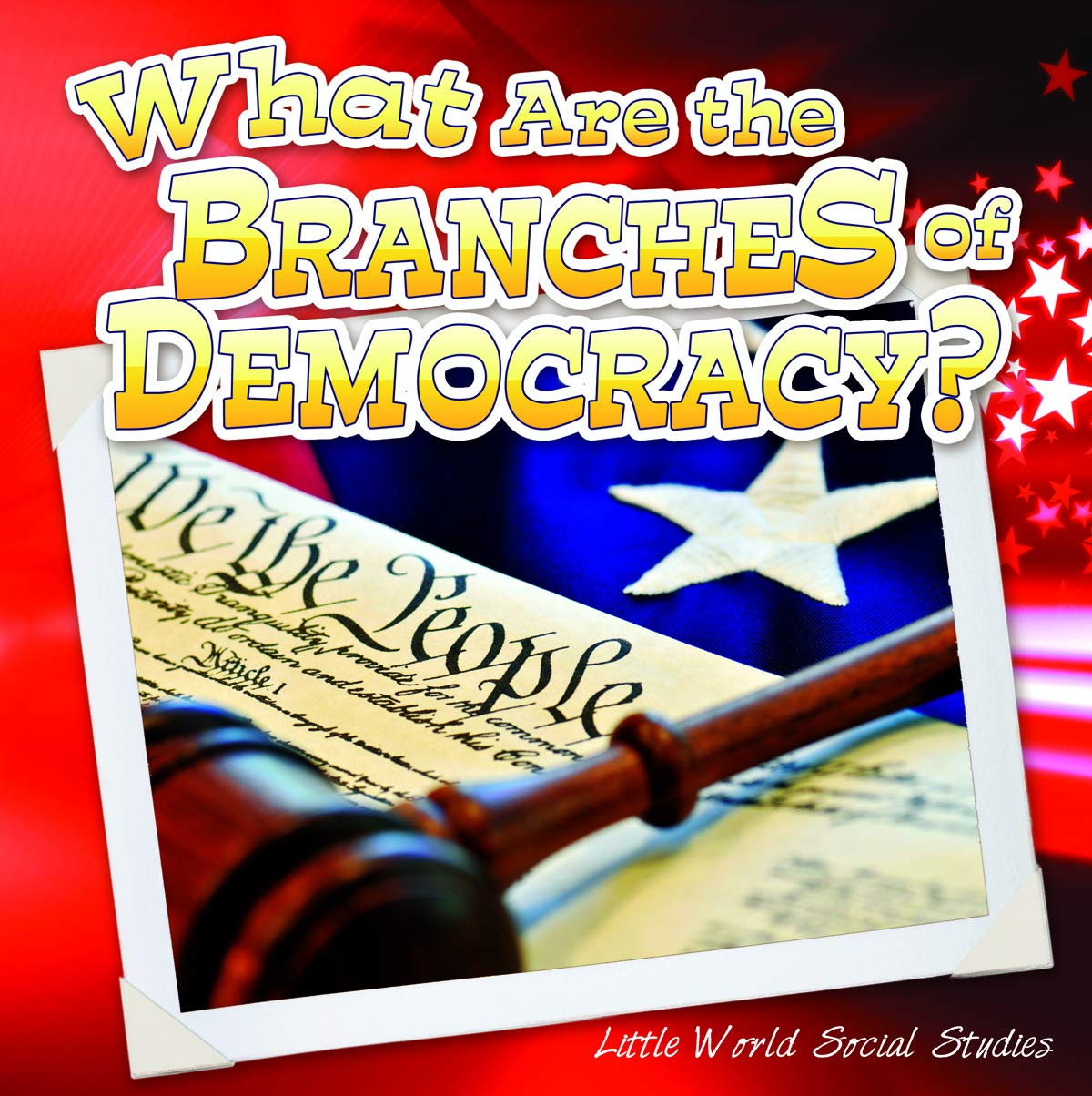 What Are The Branches of Democracy? (Little World Social Studies) pdf